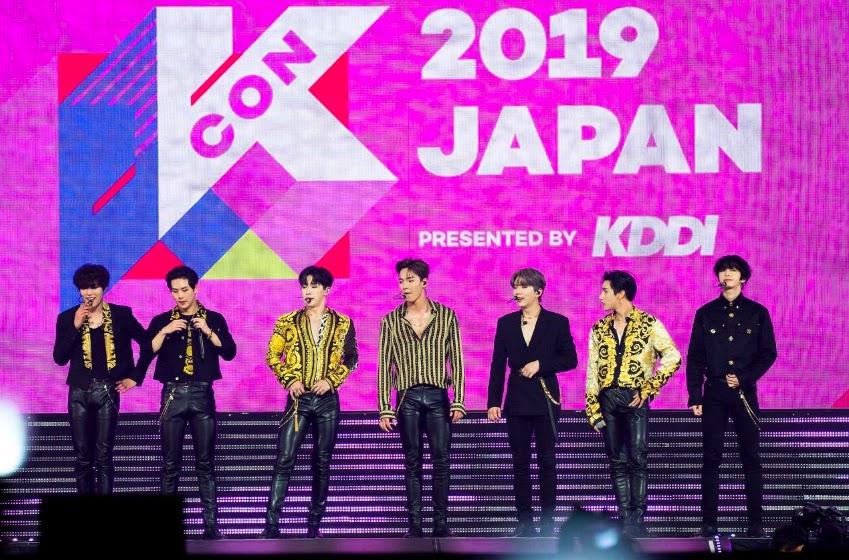 MONSTA X 2019 KCON Japan