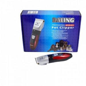 Aparat reincarcabil de tuns parul animalelor, Daling RFCD-D11