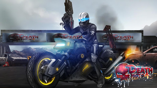 Death Moto 4  captures d'écran 1