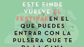Imagen de la tercera edición del festival #YoMeQuedoEnCasa.