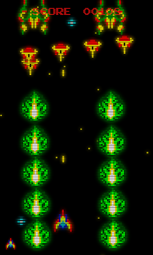 Retro Arcade Invaders - Space Shooter  screenshots 19