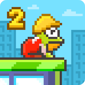 Game Hoppy Frog 2 - City Escape APK for Windows Phone