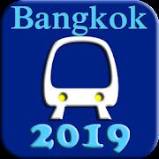 Bangkok Subway Map 2019