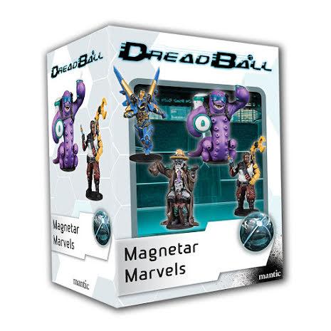 Dreadball: Magnetar Marvels (release Februari 2021)