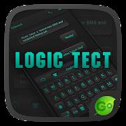 GO Keyboard Theme Logic Tect