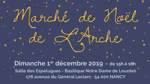Marché de Noel Nancy Arche