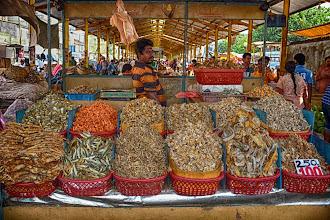 Photo: Dried Fish Colombo Sri Lanka