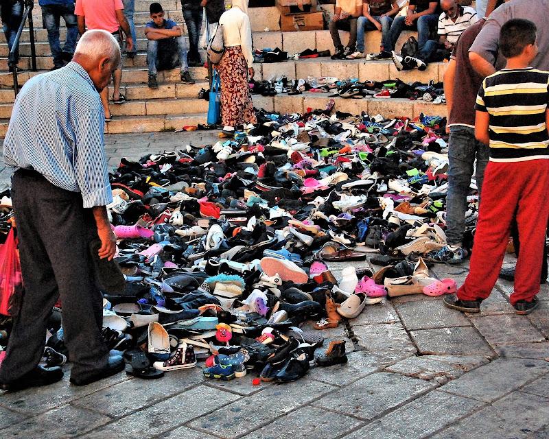 scarpe a Gerusalemme una traccia per tutti di luciano55