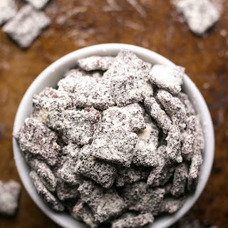 Protein-Packed Skinny Puppy Chow