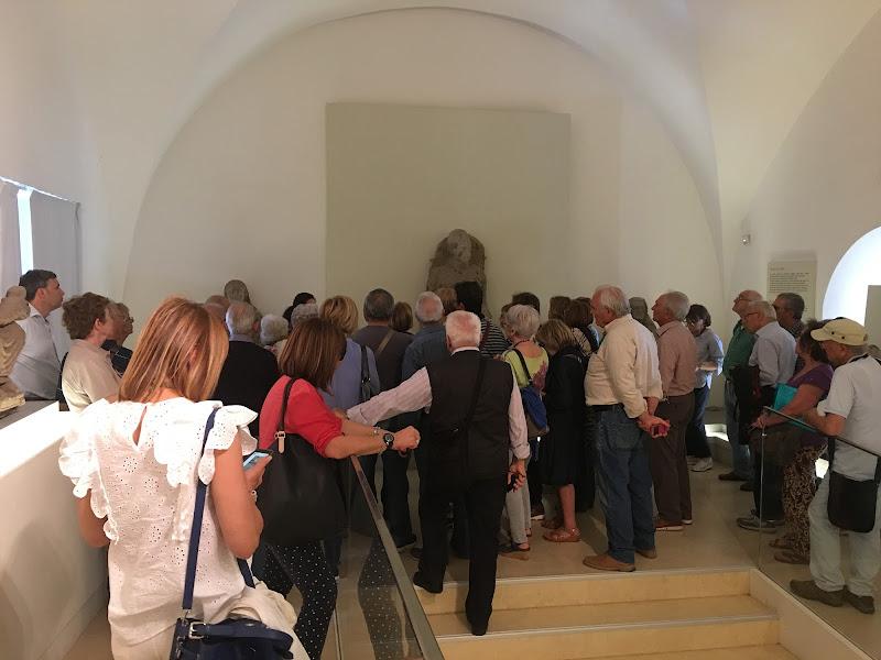 Nel museo di Capua di streganunzia
