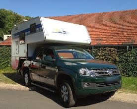 Photo: Diese Nordstar Camp 6 L aus 2000 ist nun auf einem VW Amarok Doka unterwegs.  Infos zur aktuellen Nordstar Camp 6 S finden Sie hier: http://www.nordstar.de/nordstar-modelle/camp-6-s/index.html