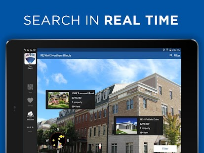 RE/MAX Northern Illinois App- screenshot thumbnail
