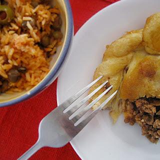 Puerto Rico's Beef Empanadillas