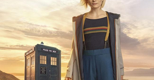Jodie Whittaker thinks it's 'brilliant' she's new Doctor Who