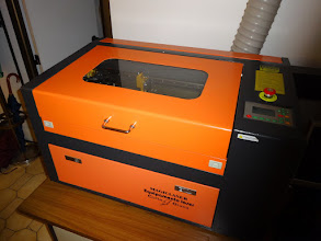 Photo: MILL Laser Cutter