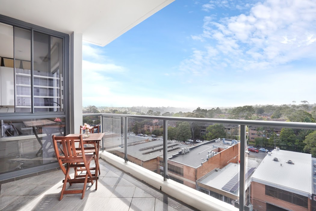 Main photo of property at 1210/88-90 George Street, Hornsby 2077