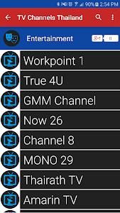 Tv 8 thai List of