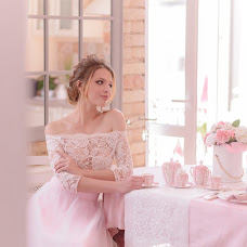 Wedding photographer Oksana Khitrushko (olsana). Photo of 20.06.2018