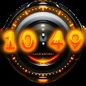 O Glow Digital Clock Widget icon