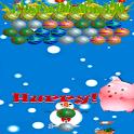 Santa Christmas Balls Shooter icon