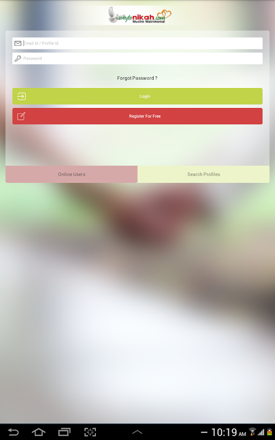 Way To Nikah: Muslim Matrimony- screenshot