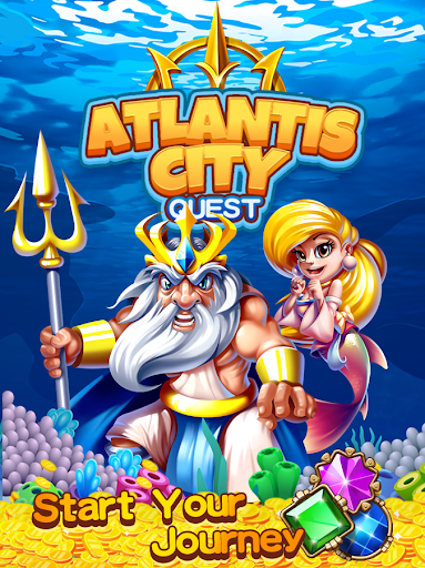 Atlantis City Quest - screenshot