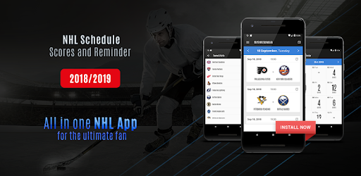 2018 NHL Schedule, Scores & Reminder - Apps on Google Play