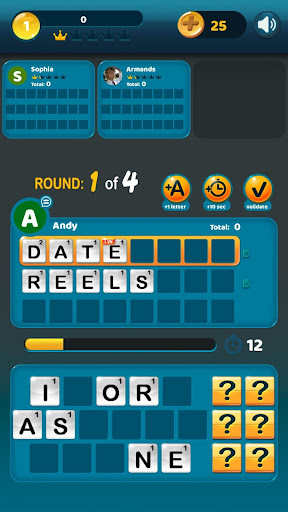Puzzly Words: Play Multiplayer Word Puzzle Games apkdomains screenshots 1