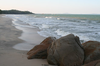 Photo: Quiet 3rd beach of Teluk Chempedak