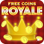 Vegas Royal Jackpot Free 777 APK icon