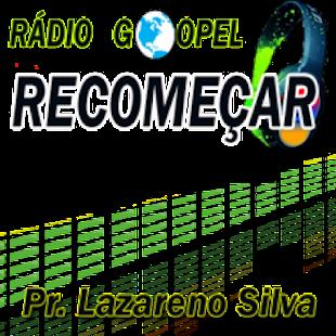 Web Rádio Recomeçar Online - náhled
