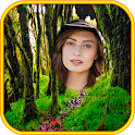 Jungle Forest Photo Frames icon