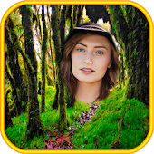Jungle Forest Photo Frames