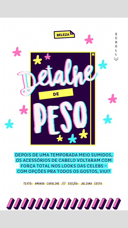CAPRICHO WEEK- screenshot