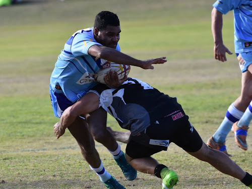 Brenton Cochrane started for the Blues, scoring four tries including the winner. Cochrane also picked up three Group Four best and fairest points in his side's 40-36 victory at Collins Park against Werris Creek.