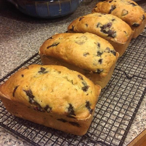 Lemon Blueberry Zucchini Bread Recipe