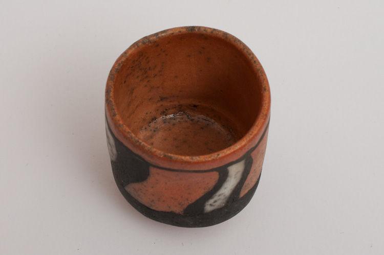 Elizabeth Raeburn Raku Jasmin Cup 005