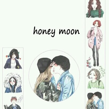 蘇打少女 honey moon