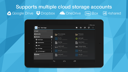 B1 File Manager and Archiver Pro MOD APK 4