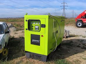 Photo: Generator Perkins 33 kva, Liftec, km16Buc-Pit1