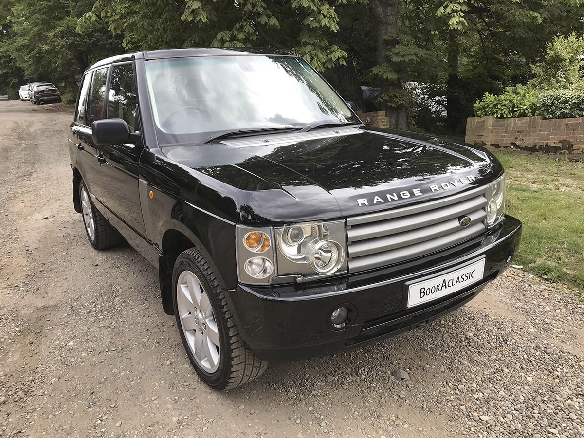 Landrover Range Rover Hire London