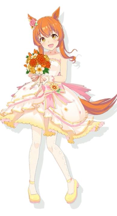 花嫁マヤノトップガン
