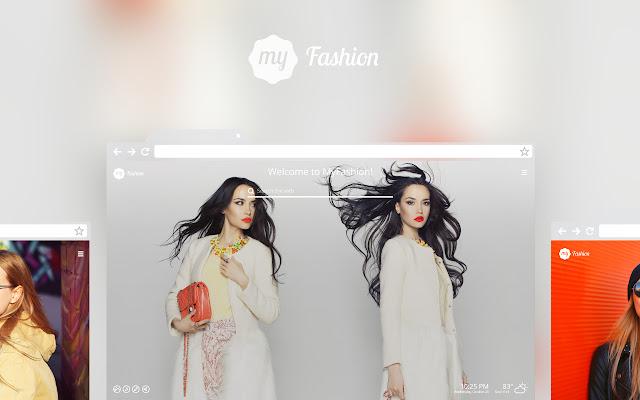Fashion New Tab