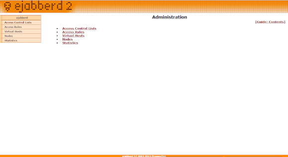 Setup Ejabberd server on EC2 ubuntu instance