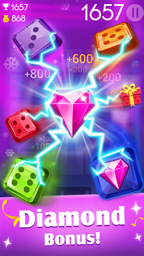Jewel Games 2019 - Match 3 Jewels 1.4.2 APK MOD screenshots 2