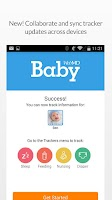 Screenshot of WebMD Baby
