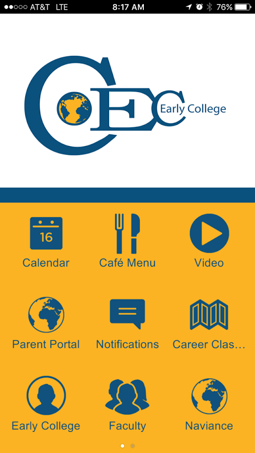 CEC Early College of Denver- screenshot