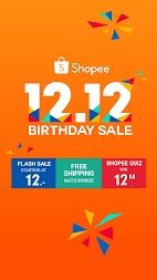Shopee TH: 12.12 Birthday Sale APK screenshot thumbnail 1