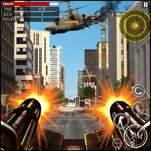 Battlefield Gun Simulator : Heavy Weapons & Guns (game)
