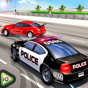 Police Car Chase 2019 1 0 2 Apk Free Auto Vehicles Application